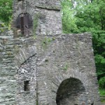 Furnace top and casting arch