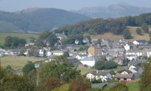 View of Broughton