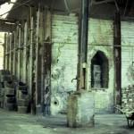 Kilns in North Mill, Aug 1981 (091-0430)