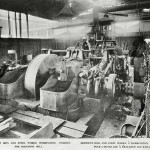 Engines for roughing mills