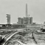 Lowther Ironworks, Workington. 1930?
