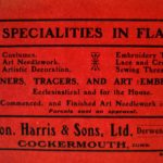 Harris Mill, Cockermouth, advert (22-25)