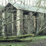 Caldbeck Howk, 1982 - timber seasoning shed (23-157)