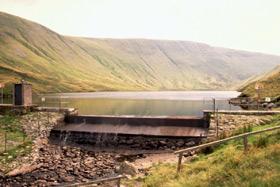 Hayeswater Dam