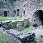 Casting arch area, Jul 1987 (88-143)