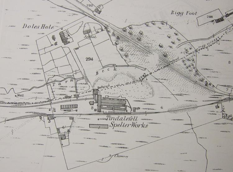 1st ed. OS map