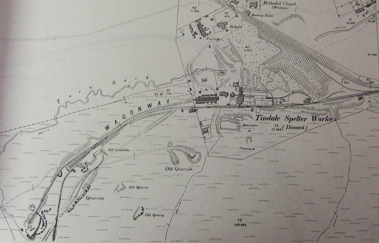 2nd. ed. OS map