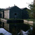 Oakbank, 1964 - mill dam (55-11)