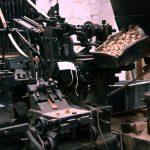 Low Mill, Staveley, 1993 - semi auto reel blocker (55-55)