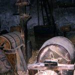 Stott Park, 1967 - polishing barrels (55-88)