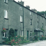 Workers' cottages, Backbarrow, Aug 1984 (91-418)