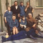Kendal Road staff