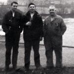 Geoff Fleming, Ray Barker, Eric Thistlethwaite