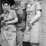 Freda Hale, Jeff Fleming, Mary Errington