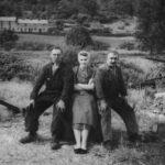 Sid Bennett, Kath Roe, Eric Thistlethwaite